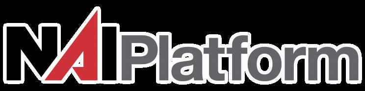 NAI Platform Logo White DS 2